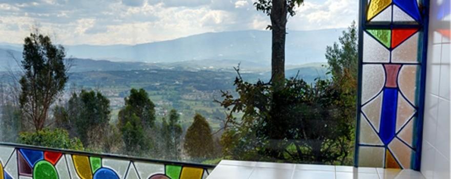 Habitación Limon y Menta. Fuente: suitesarcoiris.com