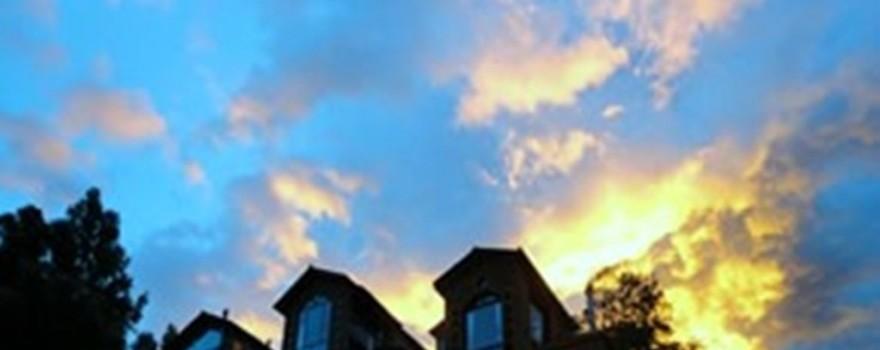 Vista Habitaciones. Fuente: suitesarcoiris.com